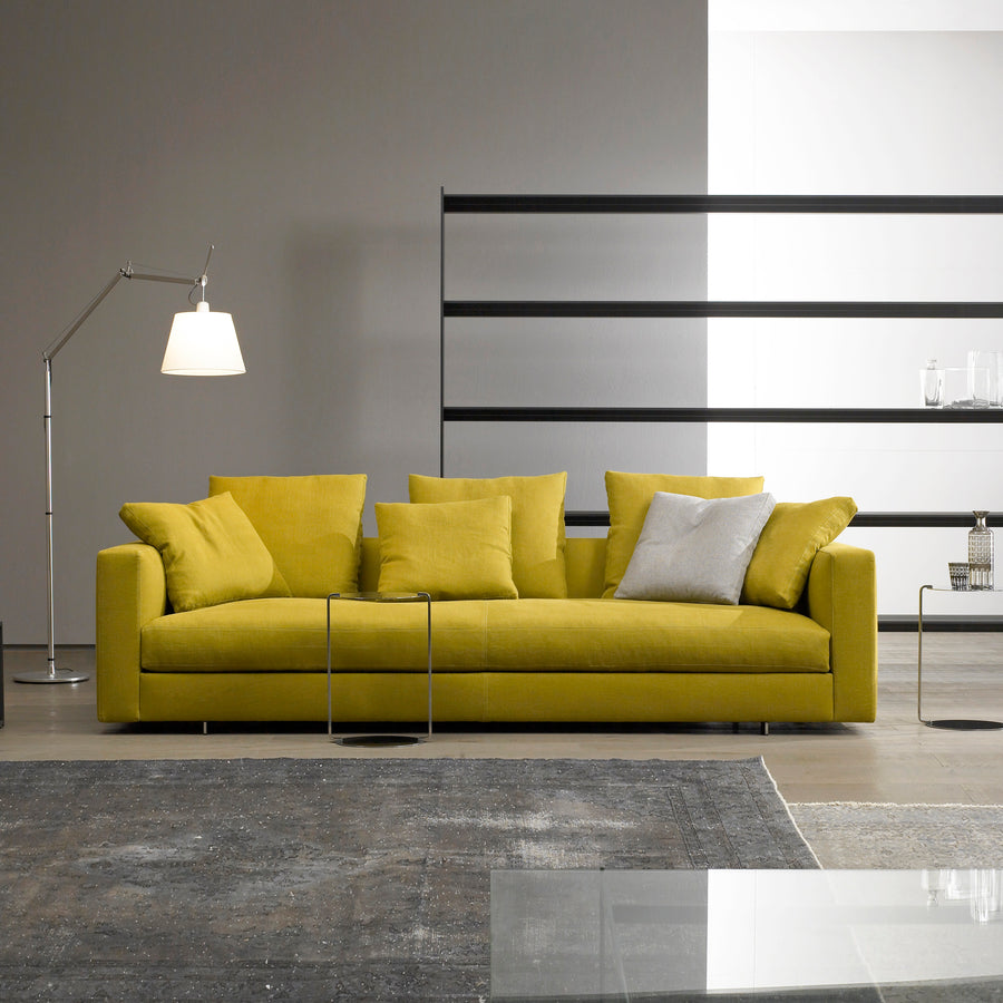 Casadesus Alex Sofa - Classic Modern, Made in Spain, ambient | Spencer Interiors