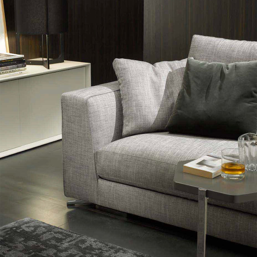 Casadesus Flavio, Modern Sectional, arm detail  - made in Spain - Spencer Interiors