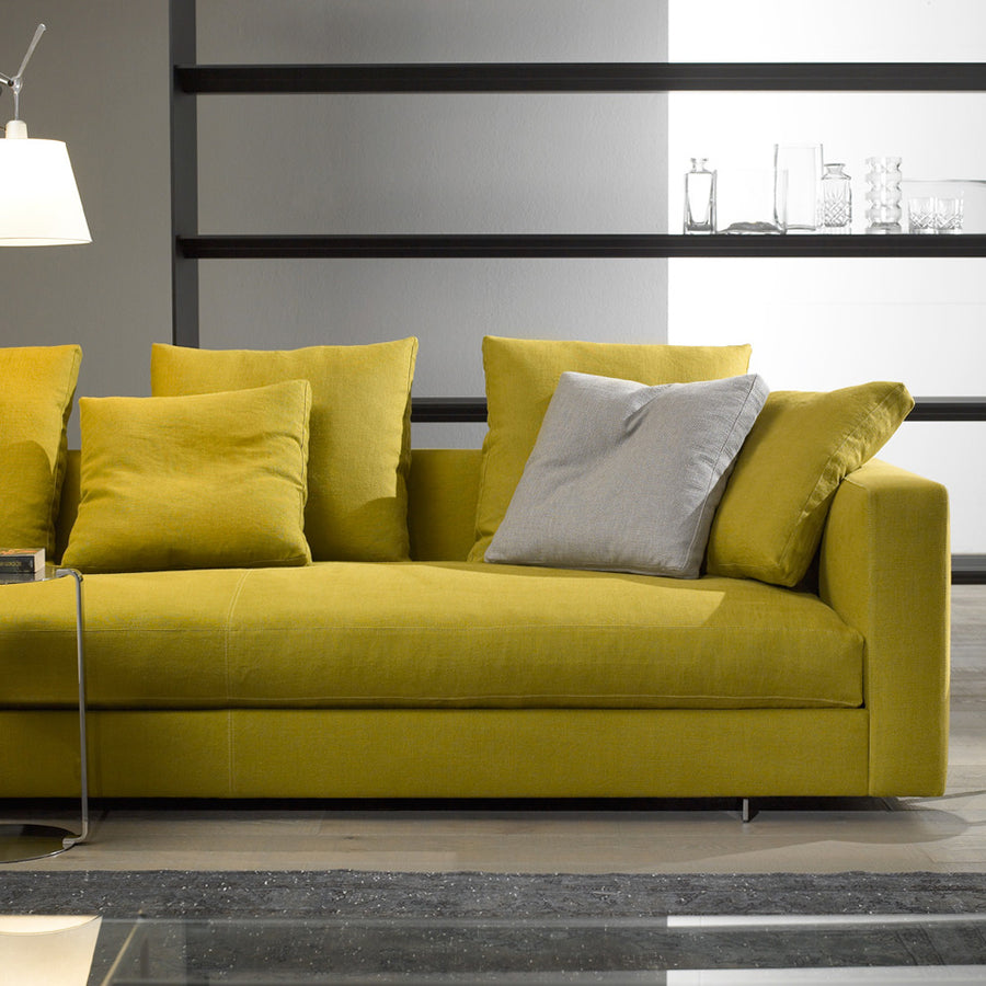 Casadesus Alex Sofa - Classic Modern, Made in Spain, ambient detail | Spencer Interiors