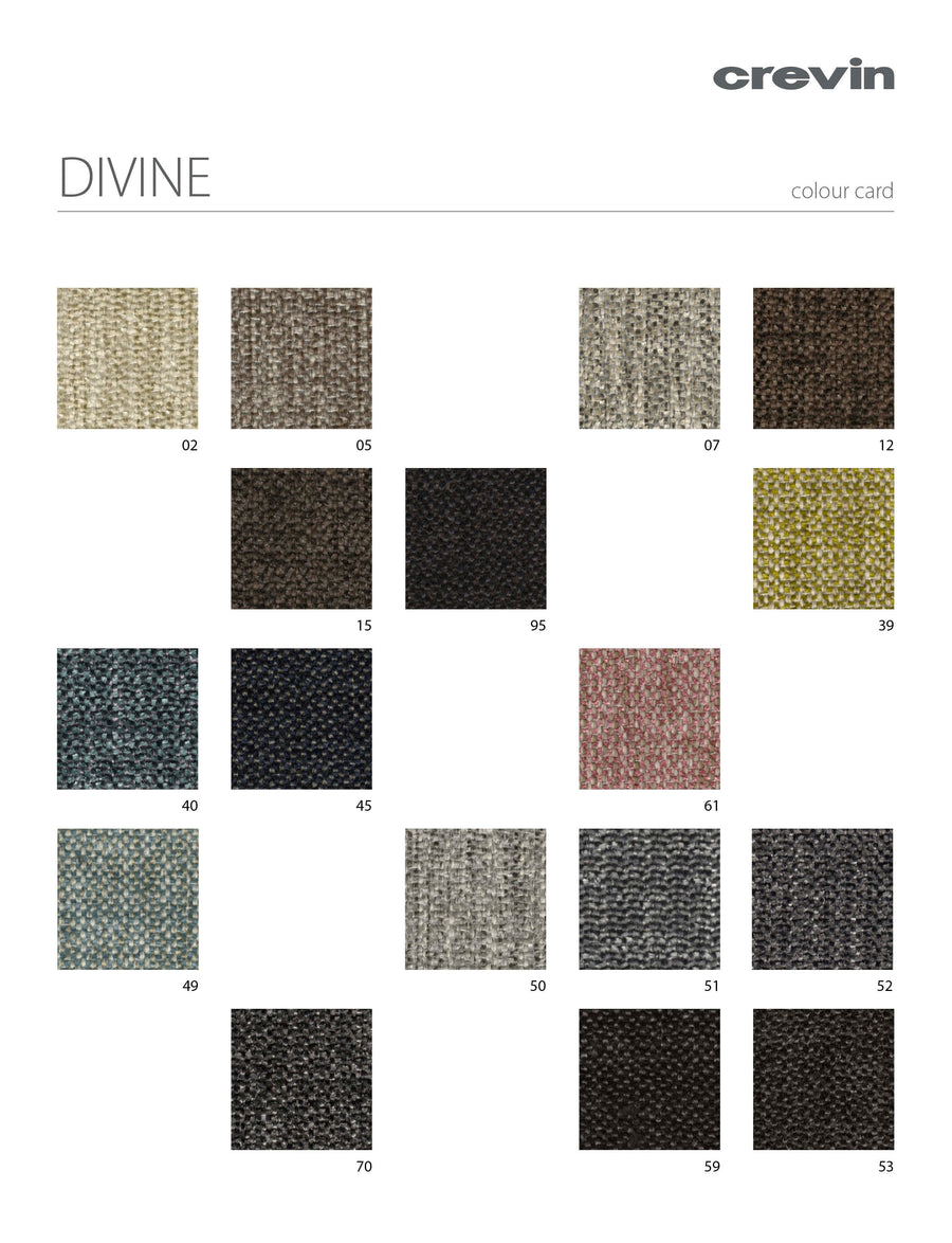 Crevin Divine Color Card