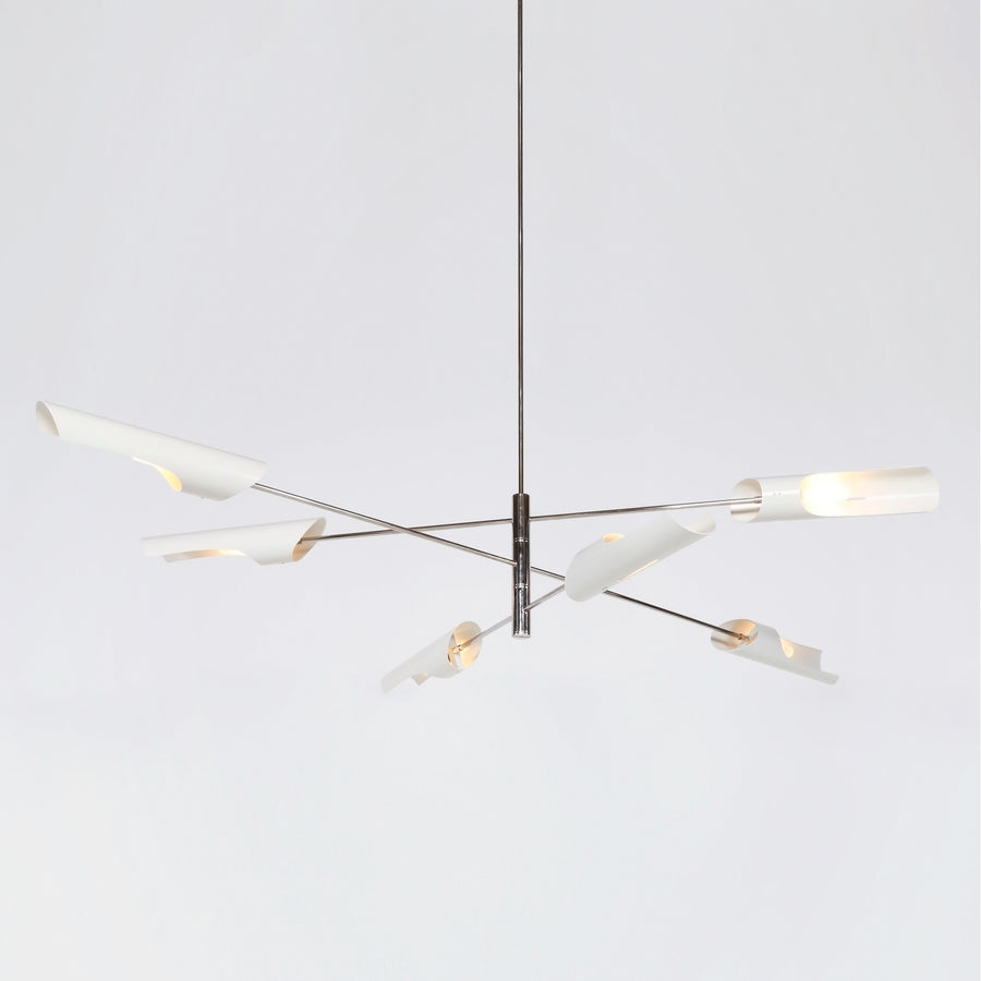 Torroja Cross Chandelier