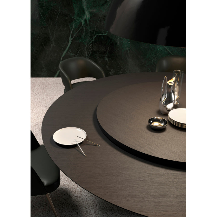 UFO Round Table With Lazy Susan
