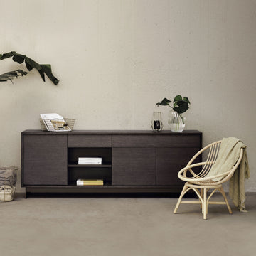 Basic Sideboard With Metal legs