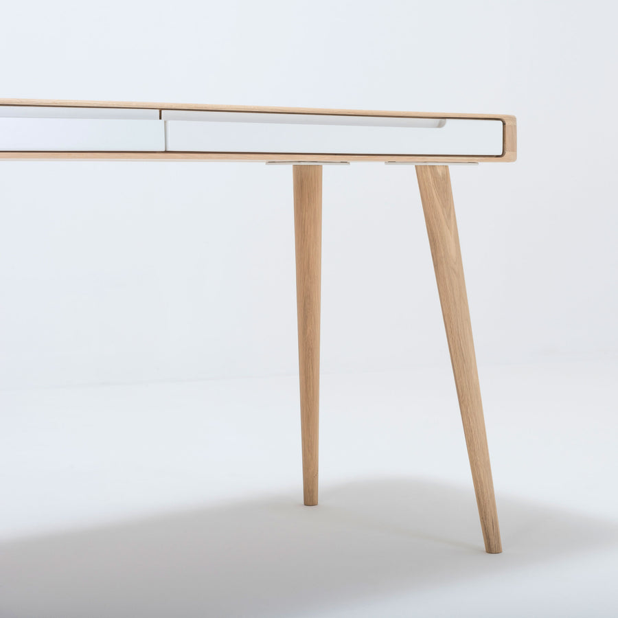 Gazzda Ena Desk in solid Oak 9