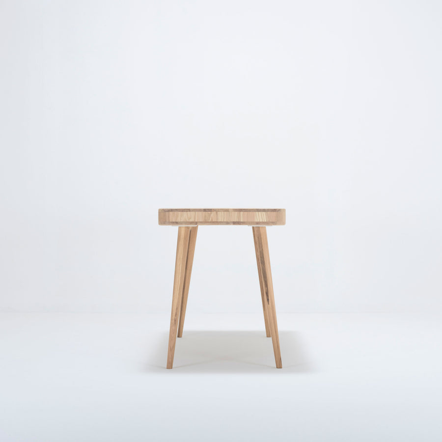 Gazzda Ena Desk in solid Oak 4