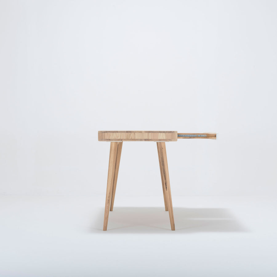 Gazzda Ena Desk in solid Oak 6