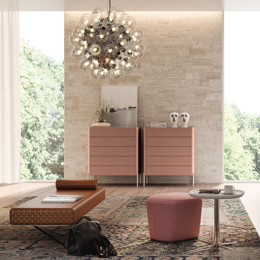 Estel, Dolly Cabinet with 5 Drawers, ambient 2
