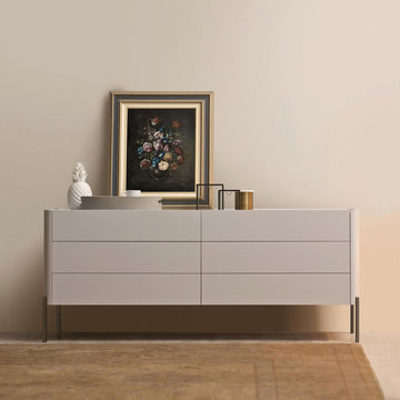 Estel, Dolly Cabinet With 6 Drawers, ambient