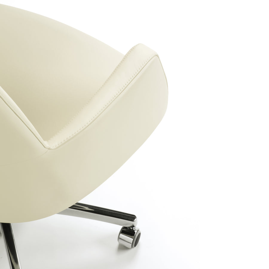 Tulip Medium Back Chair
