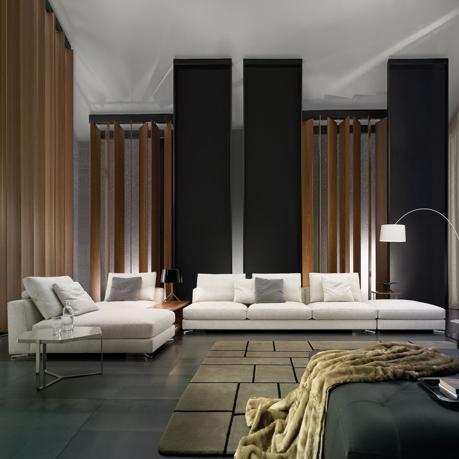 Casadesus Flavio, Modern Sectional, ambient 2 - made in Spain - Spencer Interiors