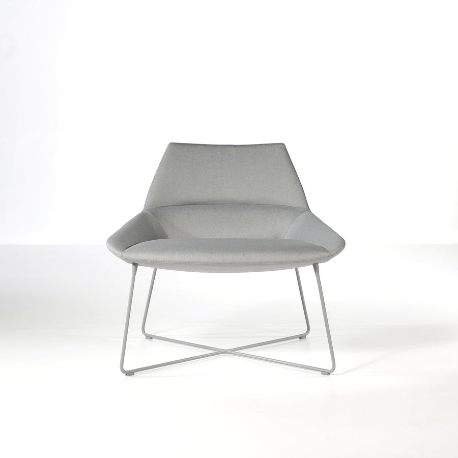 Inclass Dunas XL,  Low Back Rod Base Armchair, © Spencer interiors Inc.
