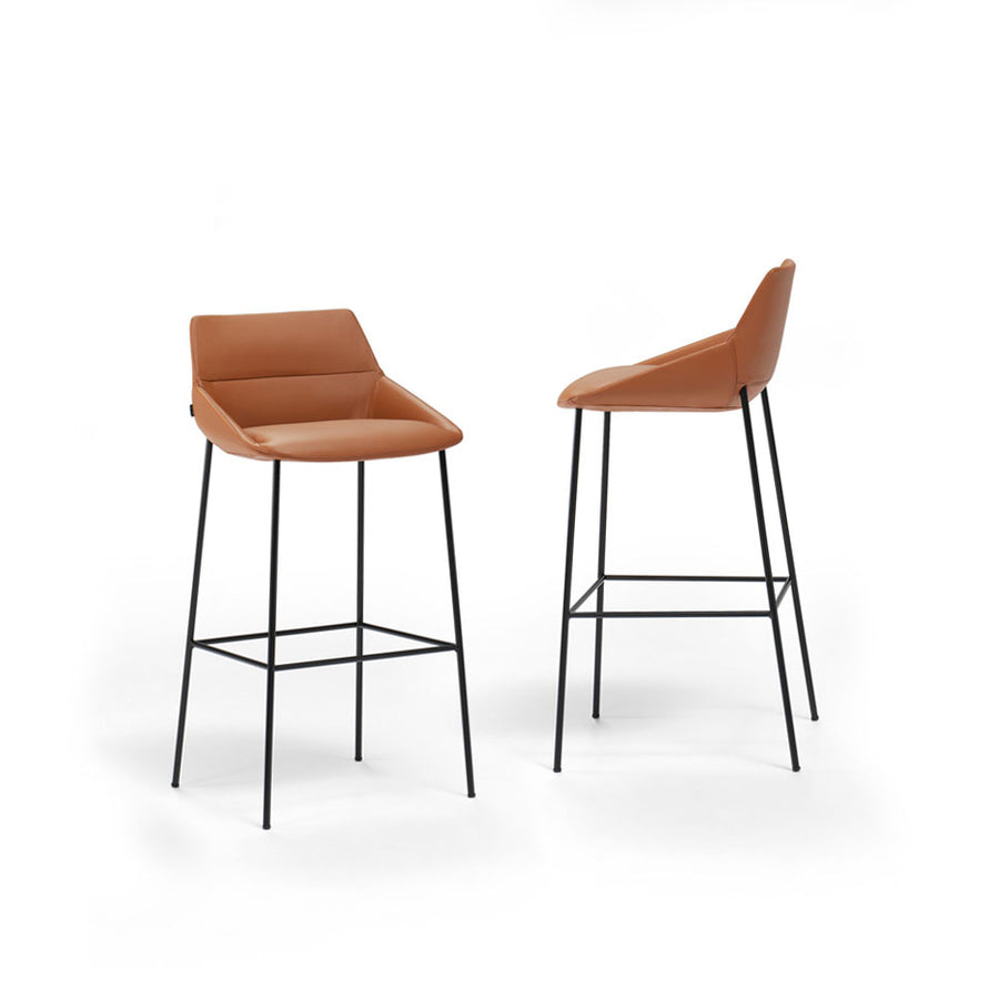 Inclass Dunas 4 Leg Stools, made in Spain,