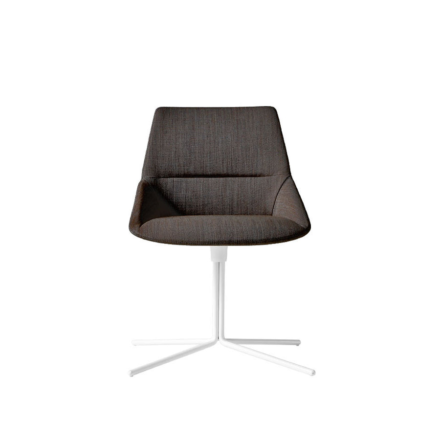 Dunas XS Swivel Chair, Four Star Flat Base