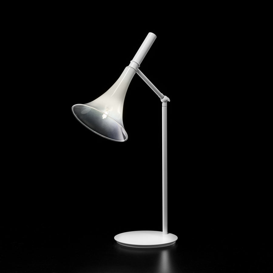 Italamp Baffo Table Lamp, White