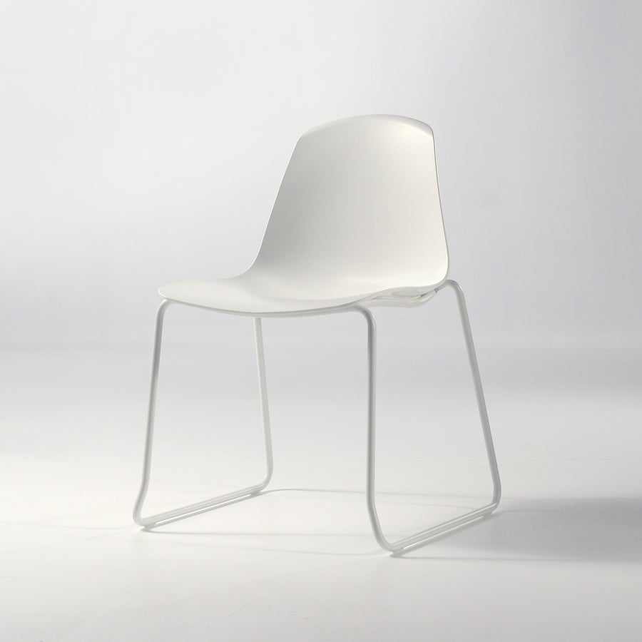 Epoca Sled Base Chair