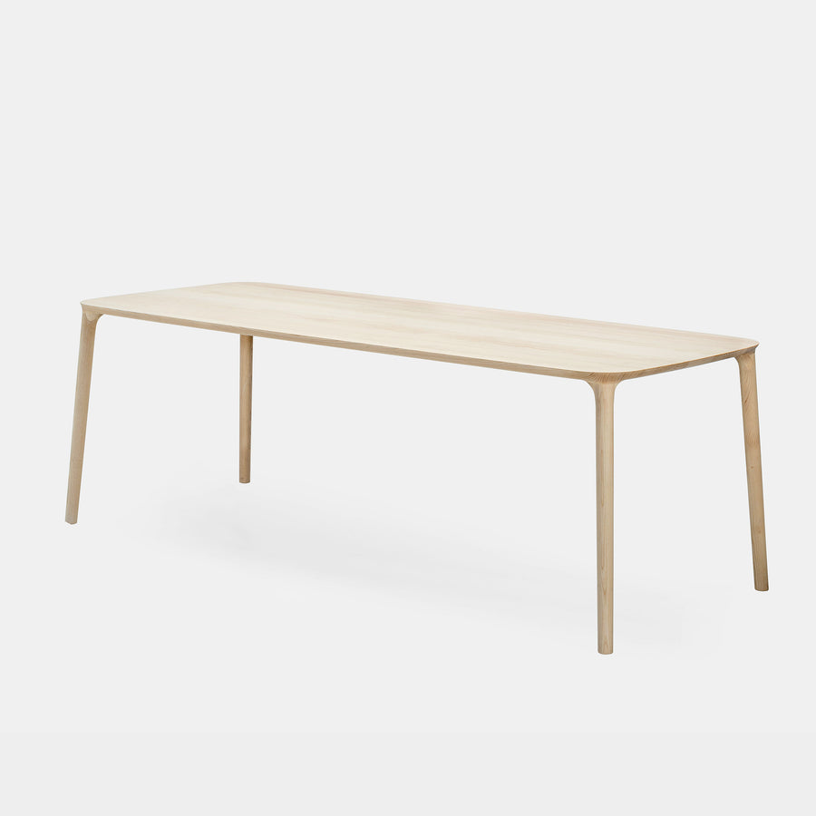 MS&Wood Elle Table in solid wood 220 cm | Spencer Interiors