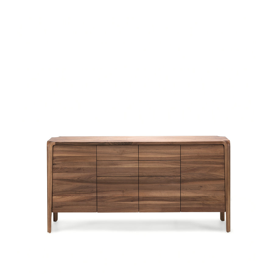MS&Wood Primum Sideboard in solid Walnut | Spencer Interiors