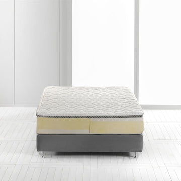 Magniflex Comfort Dual 10, Medium Firm/Firm Mattress - made in Italy
