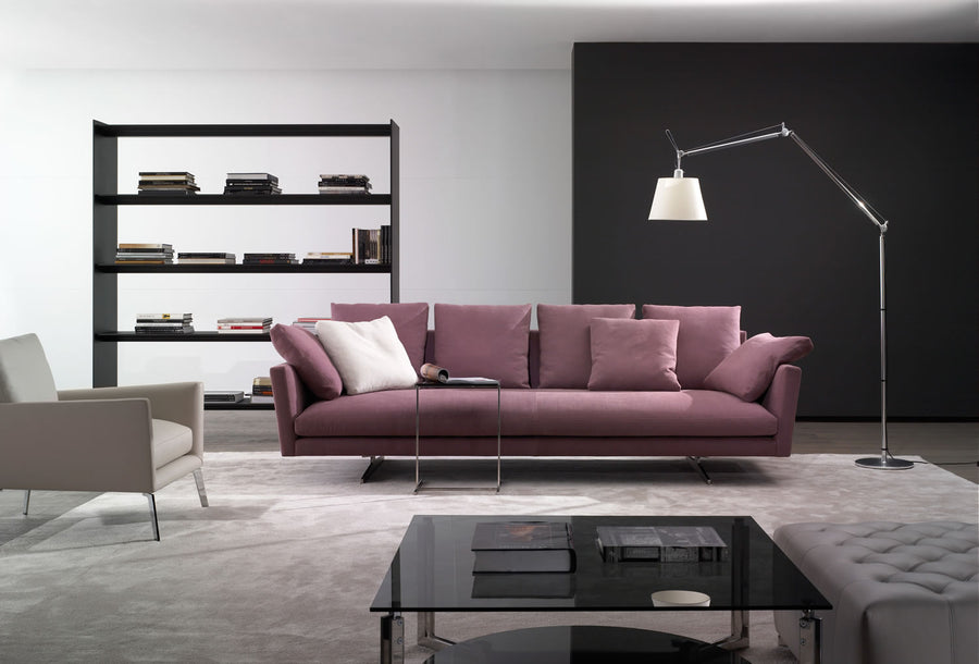 Casadesus Menfis Sofa, ambient 2 - made in Spain - Spencer Interiors