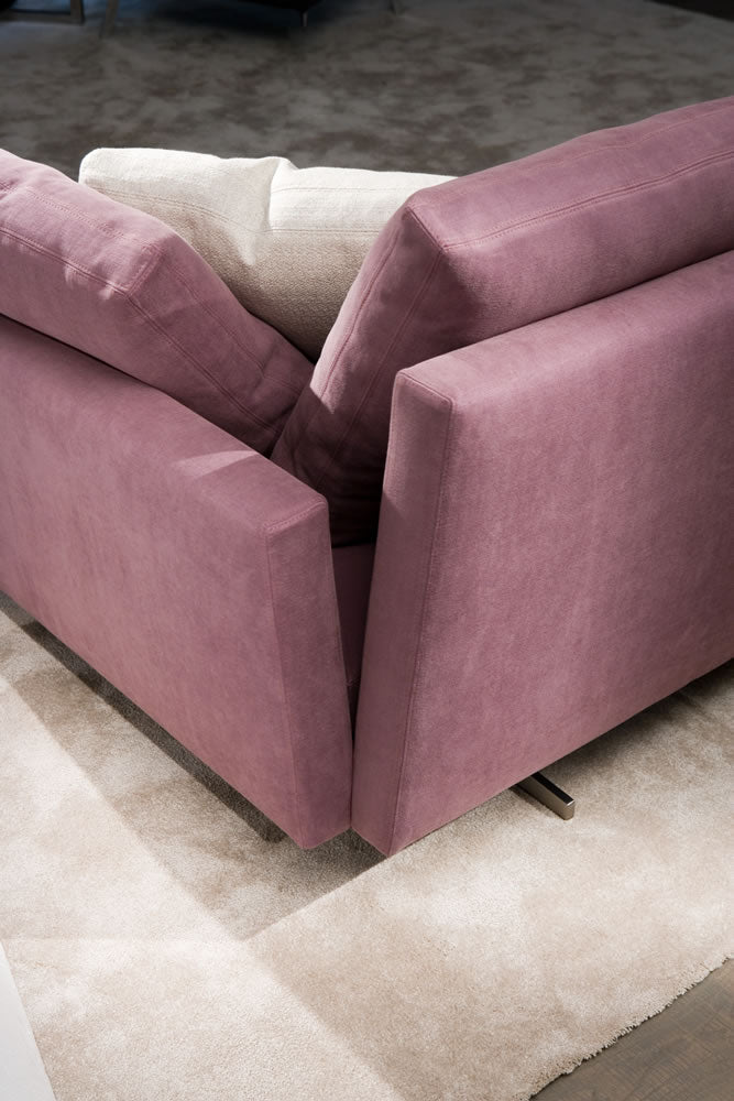 Casadesus Menfis Sofa, ambient 4 - made in Spain - Spencer Interiors