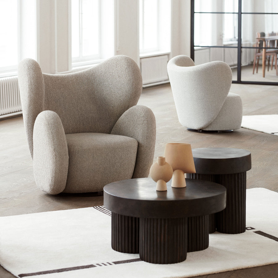 Norr11 Gear Coffee Table, ambient | Spencer Interiors