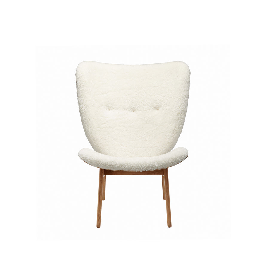 Norr11 Elephant Chair in Sheepskin | Spencer Interiors