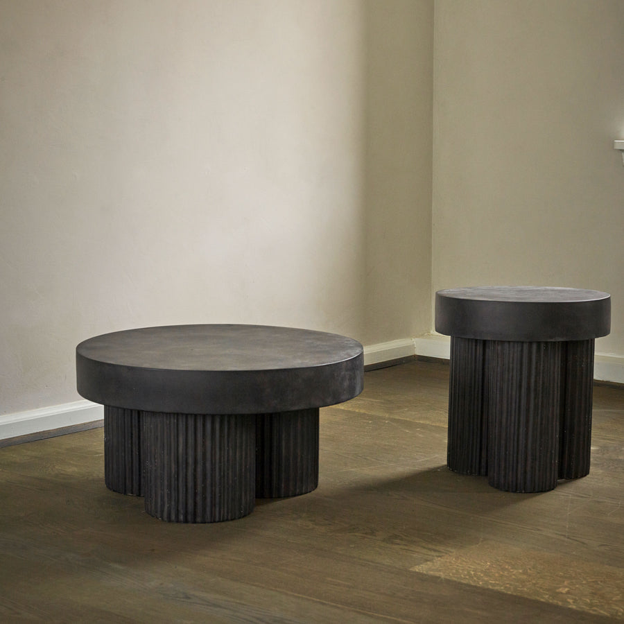 Norr11 Gear Coffee and Side Table | Spencer Interiors
