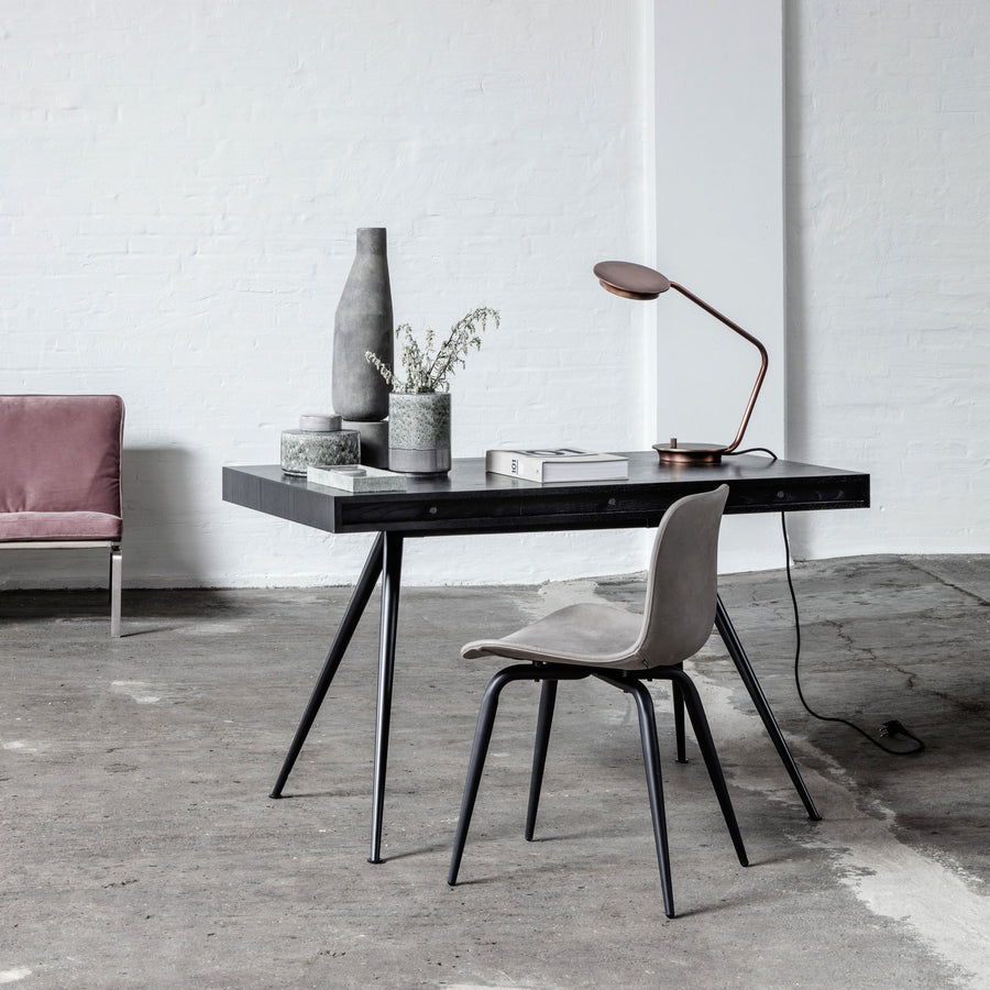 Norr11 Denmark, The Retro Cool JFK Desk, ambient industrial | Spencer Interiors
