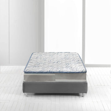 Magniflex New Magnigel Dual 9, Medium Firm/Firm Mattress