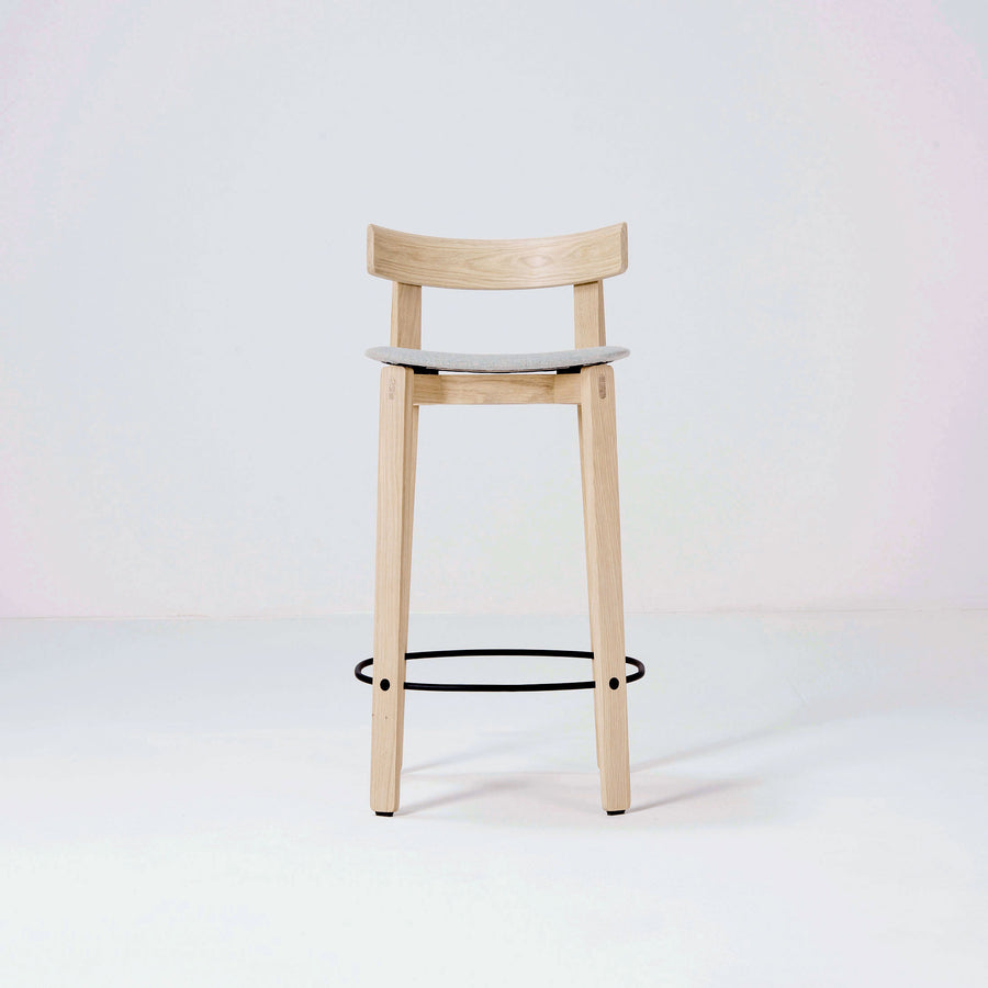 Nora Backrest Counter Stool