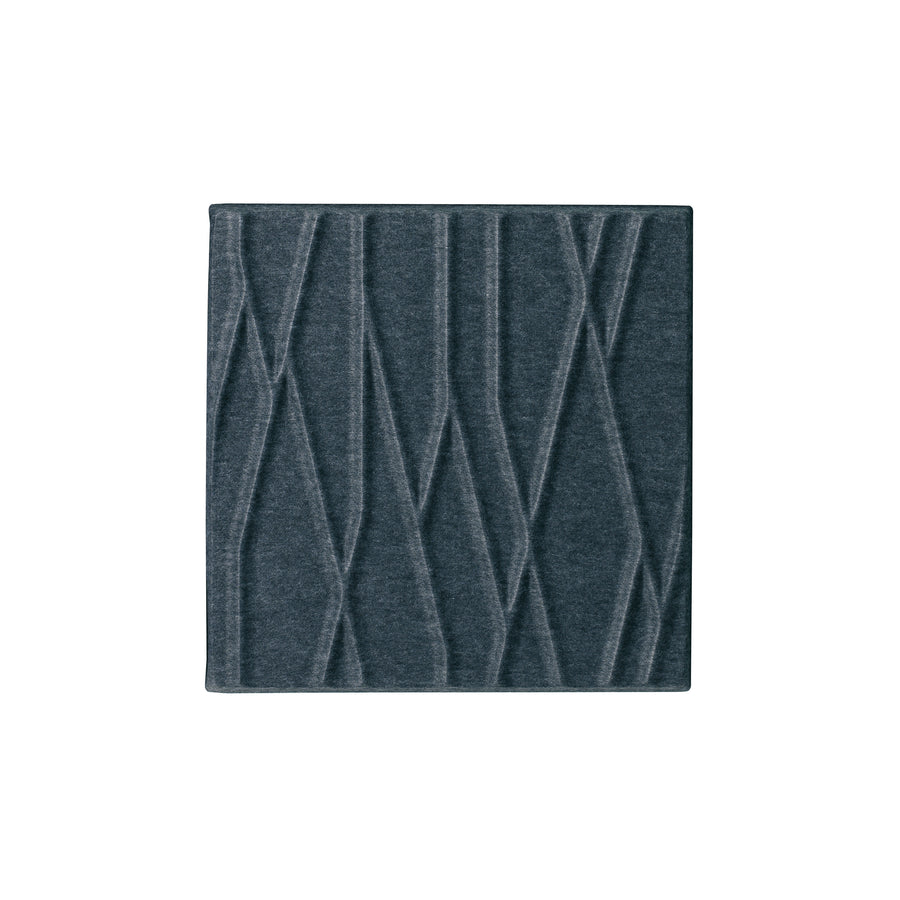 Offecct, Soundwave Botanic Acoustic Panel, anthracite