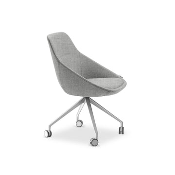 Offecct Ezy Low Swivel Chair