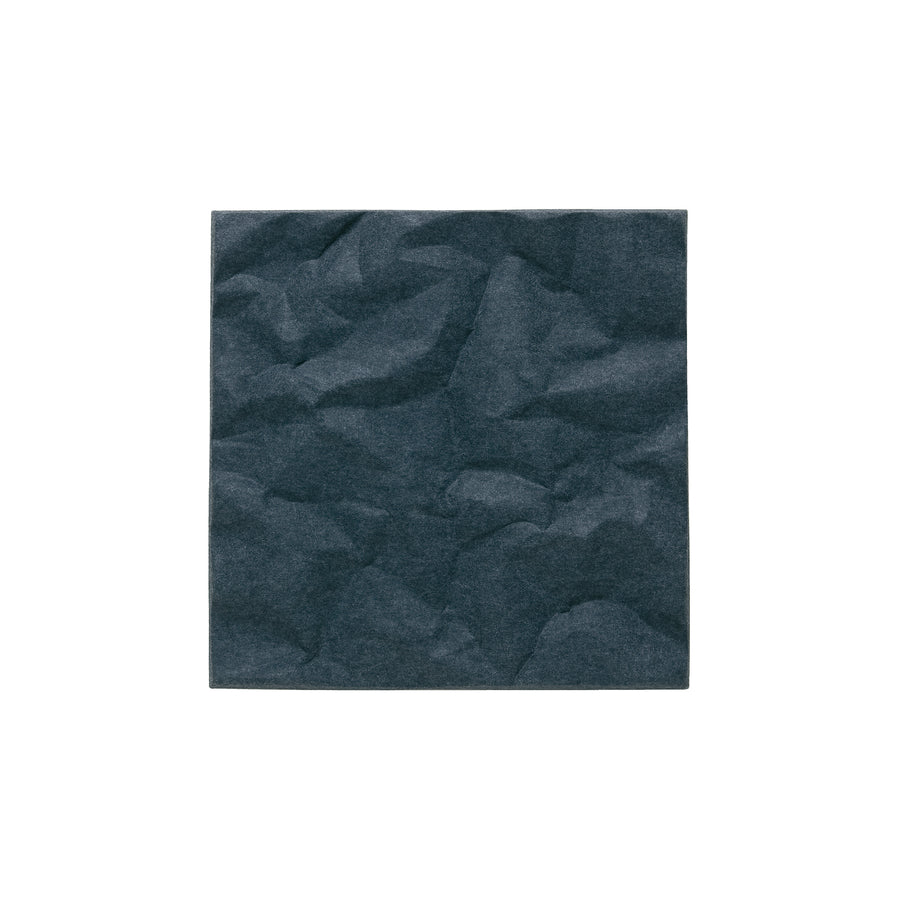 Offecct, Soundwave Scrunch Acoustic Panel, anthracite