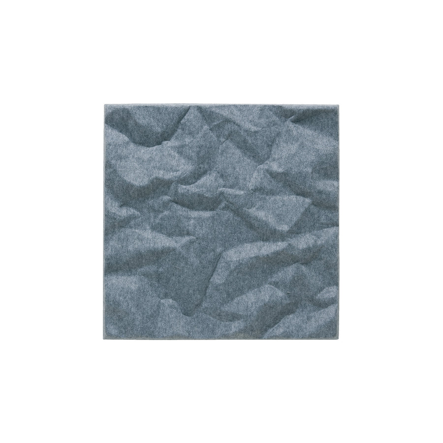 Offecct, Soundwave Scrunch Acoustic Panel, grey