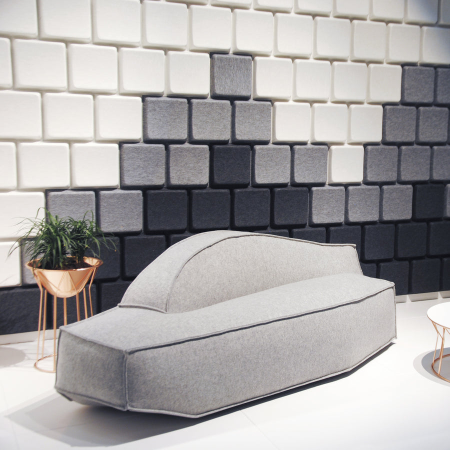 Offecct Airberg Sofa by Jean-Marie Massaud, ambient | Spencer Interiors