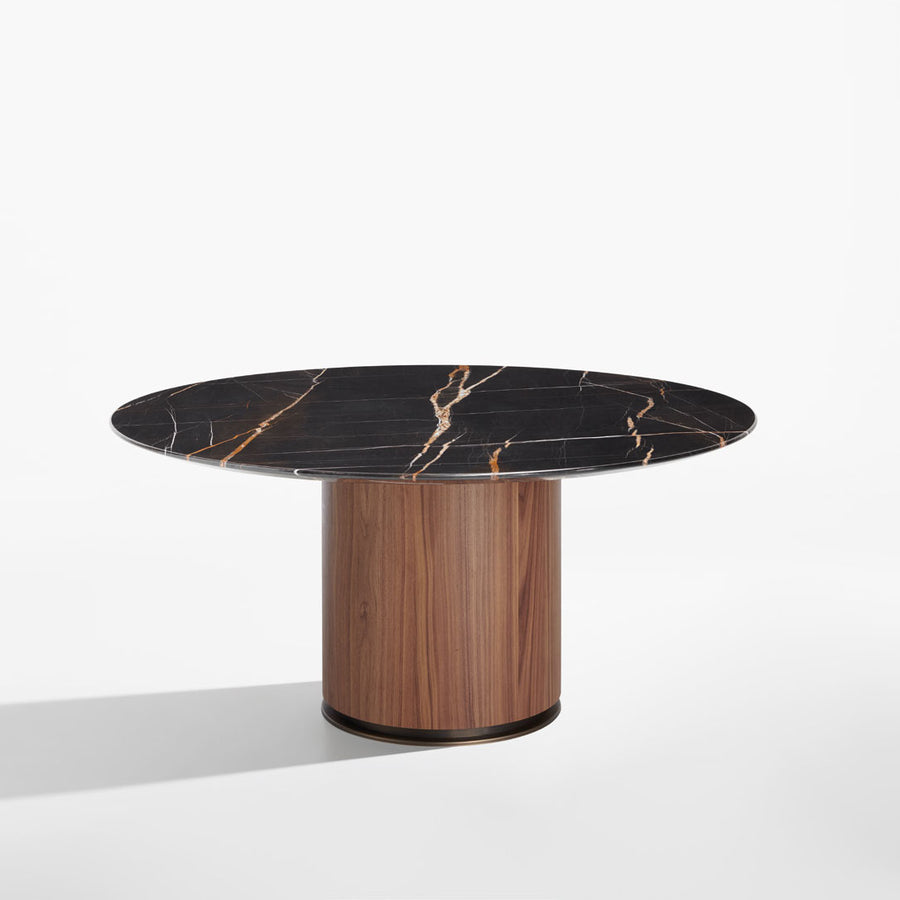 Potocco Otab Table with Marble Top - made in Italy | Spencer Interiors
