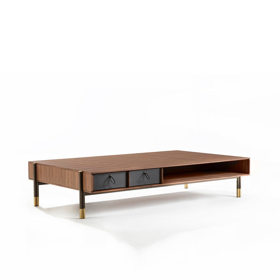 Porada Bayus Coffee Table with Drawers