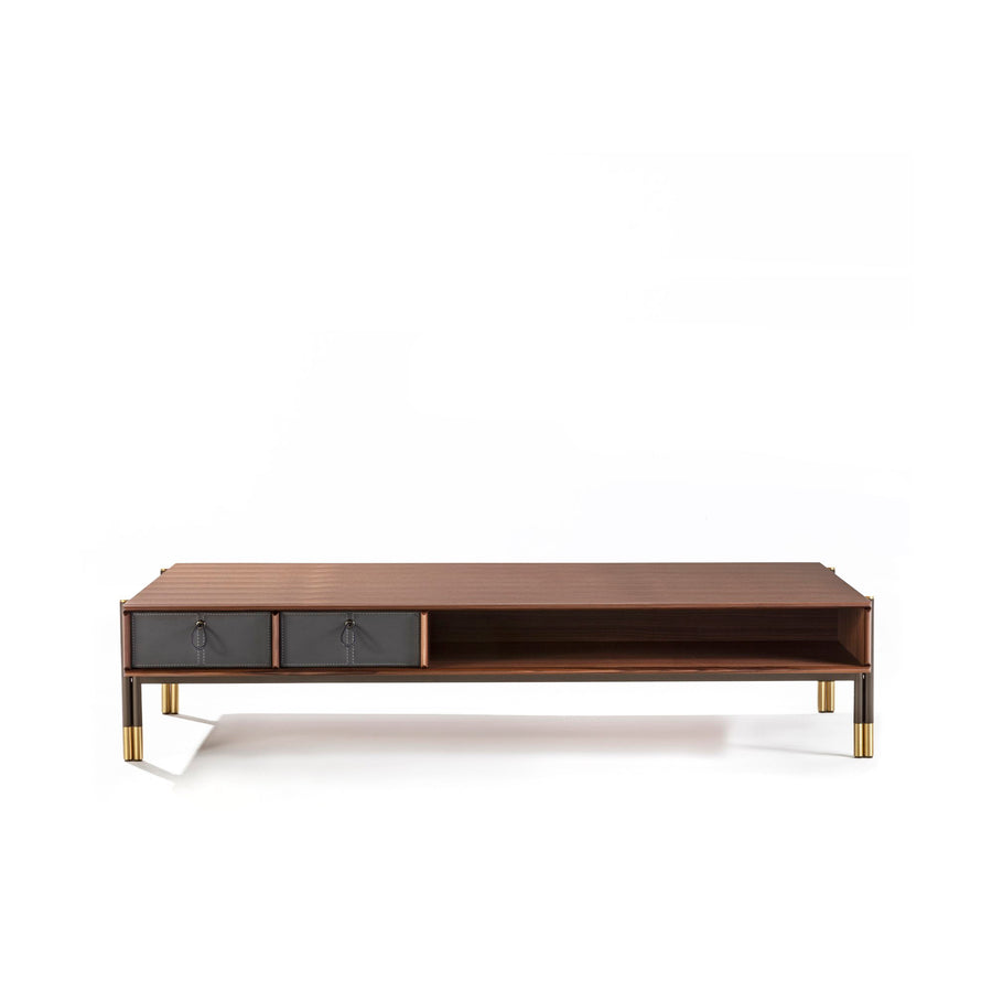 Porada Bayus Coffee Table with Drawers, 2