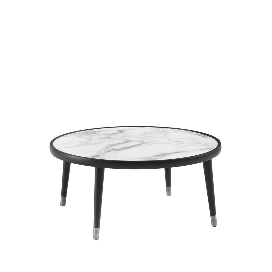 Porada Bigne Coffee Table with Marble Tops | Spencer Interiors