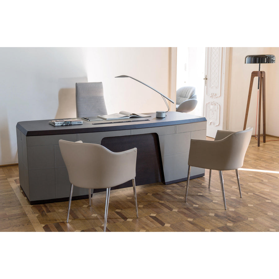 Porada Flavio Executive Desk, ambient 2
