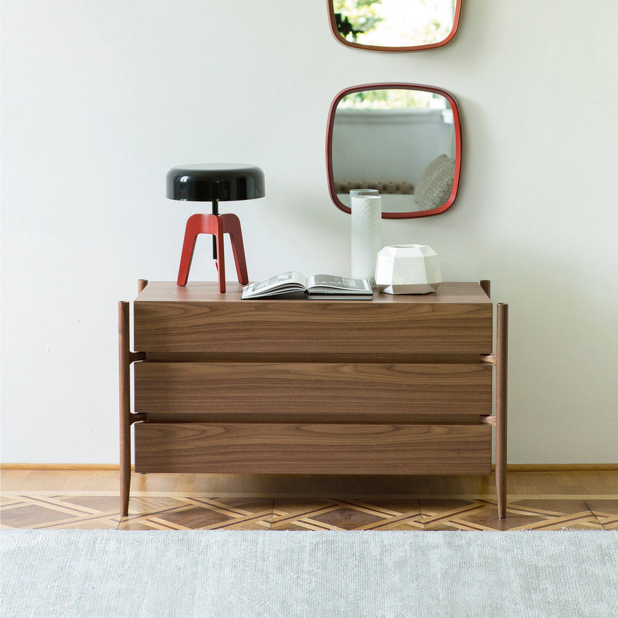 Porada Regent 1 Wood, Chest of Drawers, ambient