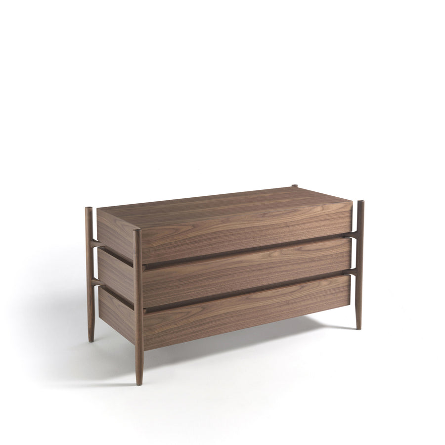 Porada Regent 1 Wood, Chest of Drawers