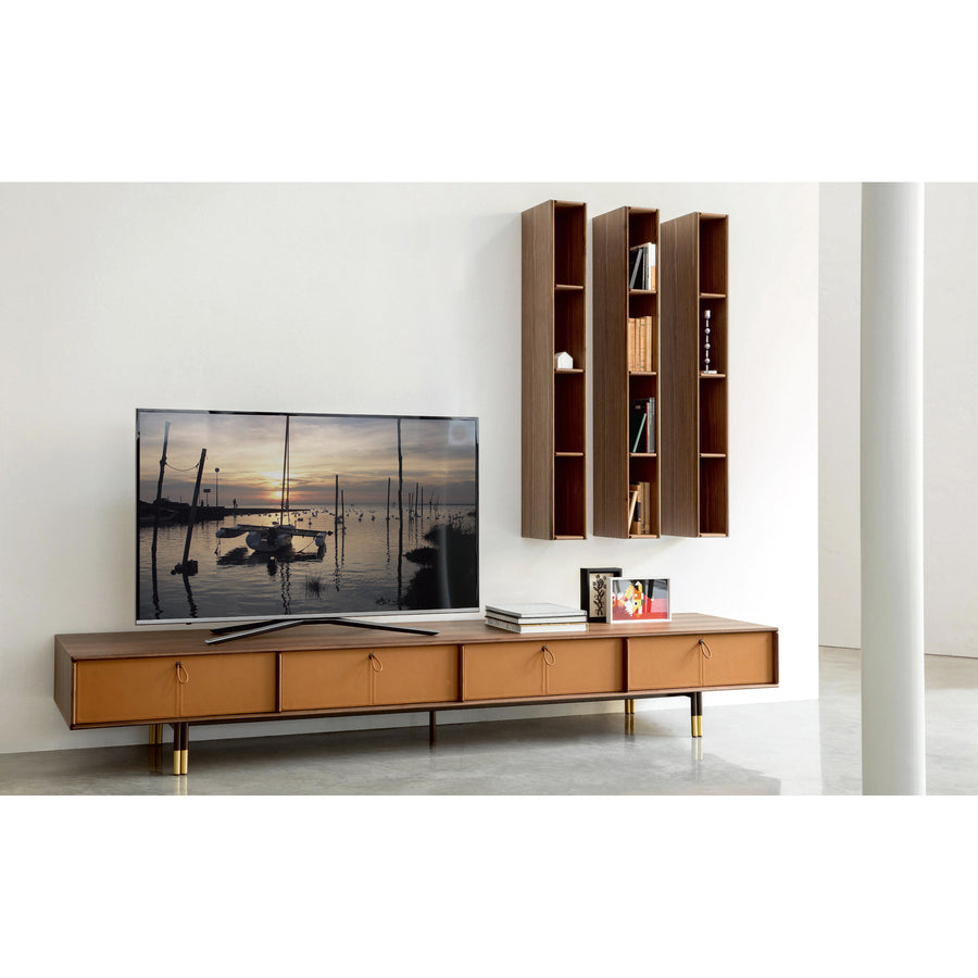 Porada Bayus TV Console with Drawers, ambient
