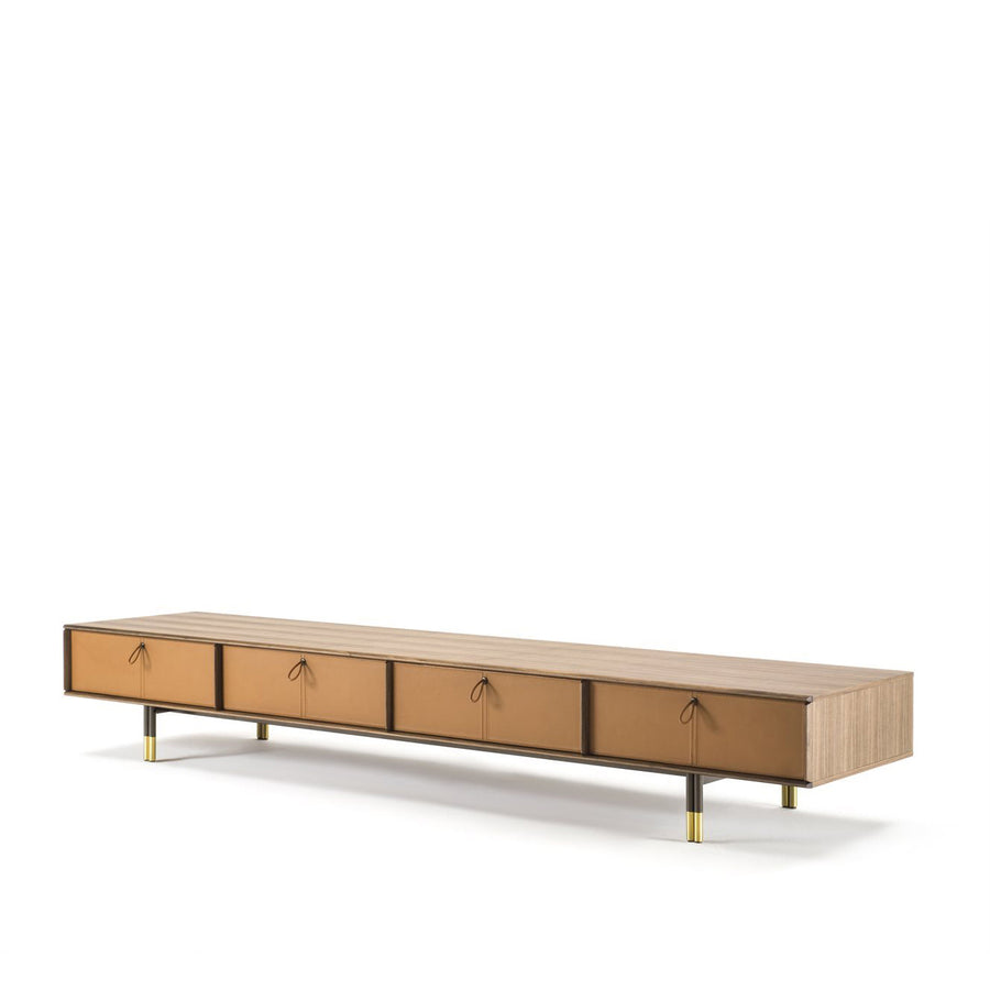 Porada Bayus TV Console with Drawers, 2