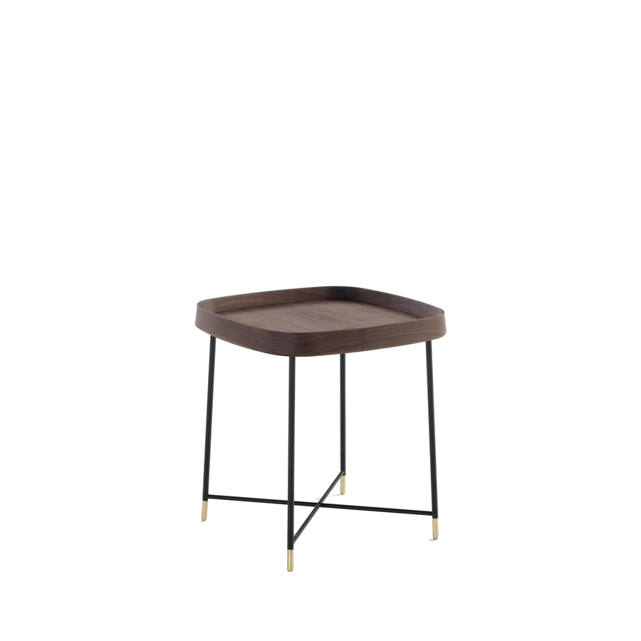 Porada Fritz 4 Low Table in Walnut
