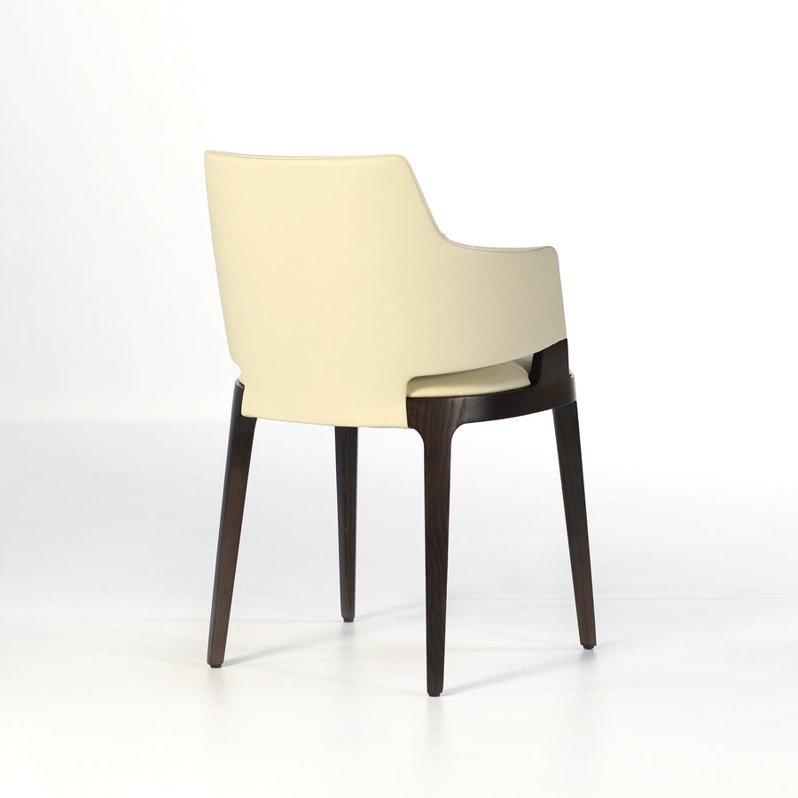Potocco Velis Chair 942/PB, back turned | © Spencer Interiors