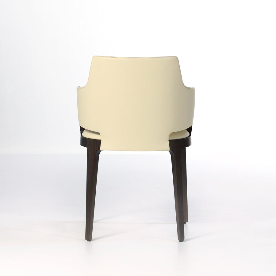 Potocco Velis Chair 942/PB, back | © Spencer Interiors