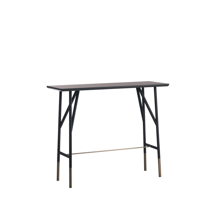 Potocco Wood_Y Console 899/CSF | Spencer Interiors