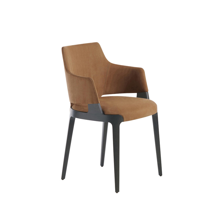 Potocco Velis Chair 942/PB, back turned | Spencer Interiors