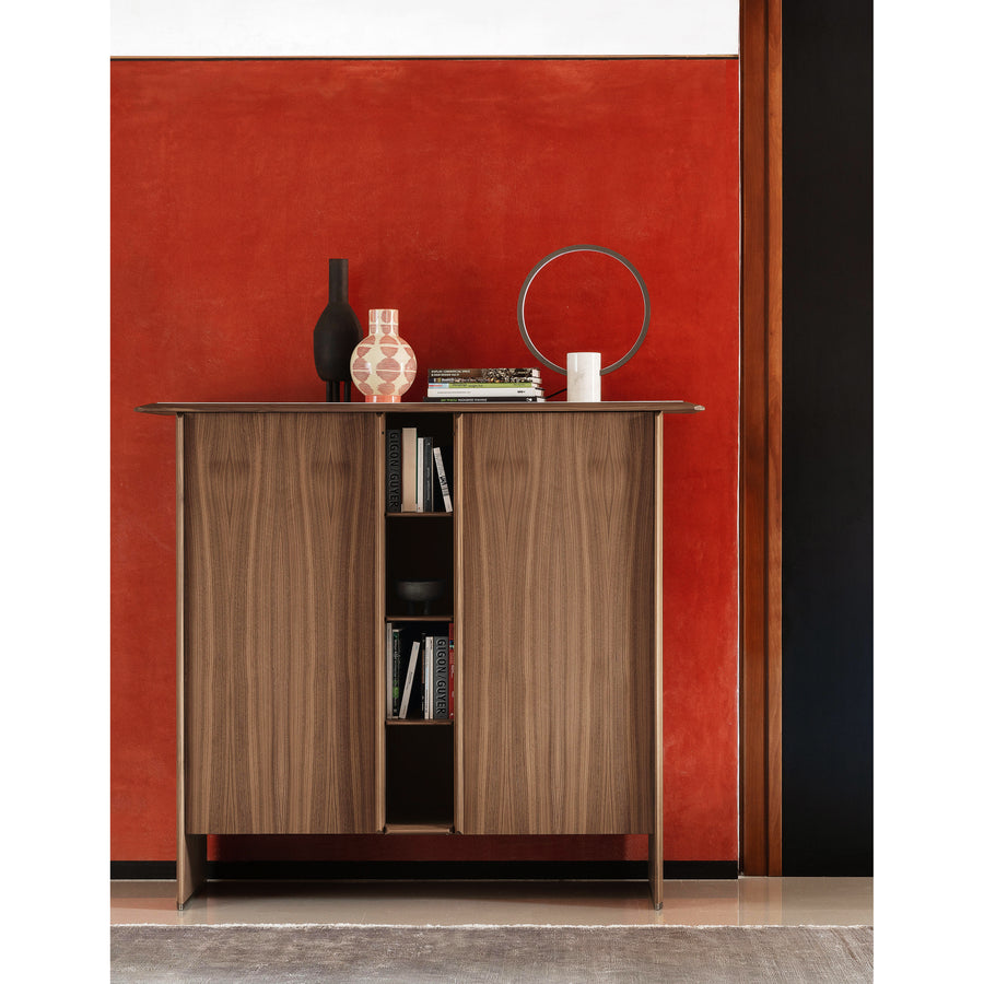 Porada Tamok Cabinet with Marble Top, ambient